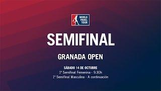 1ª Semifinal Granada Open 2017   World Padel Tour