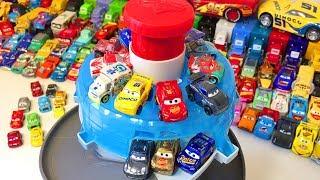 Тачки 3 Игрушки Машинки Трек Распаковка Мини Тачки Дисней Видео для Детей