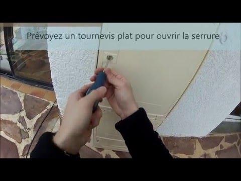 Changer Sa Porte De Coffret Minimixt S20s2300 Youtube