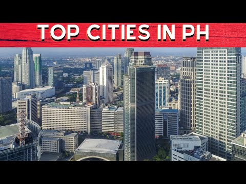Top 10 Cities in the Philippines