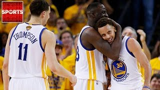 The WARRIORS Over/Under Win Total Is INSANE [Vegas Released NBA Win Totals]