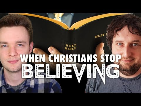 When Christians Stop Believing (with Genetically Modified Skeptic)