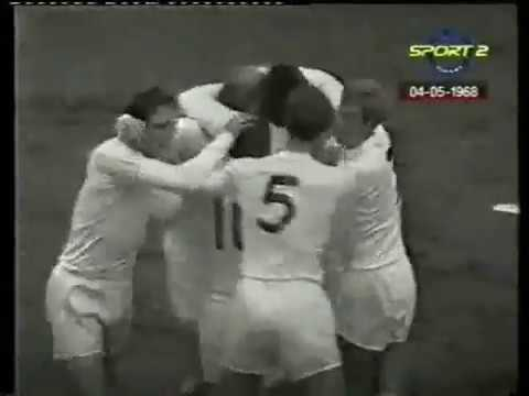 Leeds United In The 60s The Scratching Shed 1968 Youtube