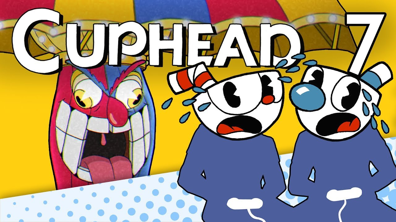 Download Cuphead - PART 7 - Damn You Cuphead II: The Damnening - Let's Game It Out