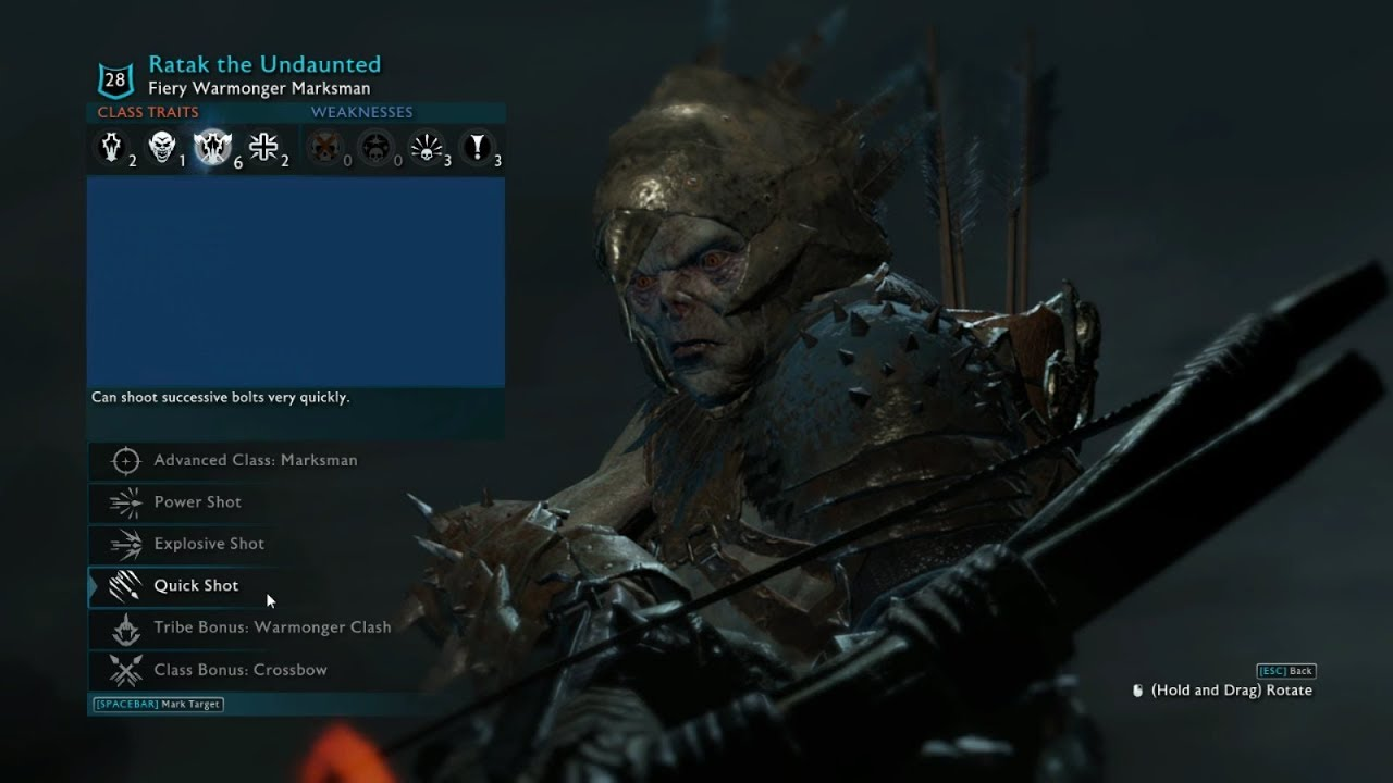shadow of war how to make an orc fireproof