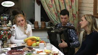 Песня перепелка ансамбль калина