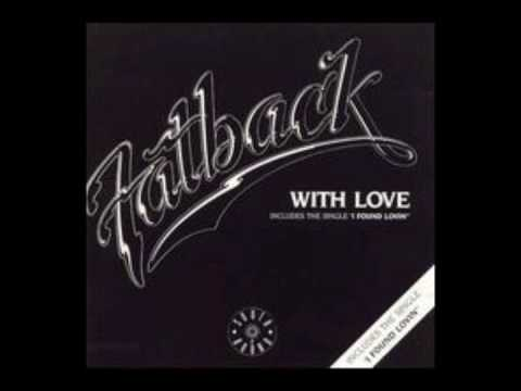 fatback band  -  i wanna be your lover