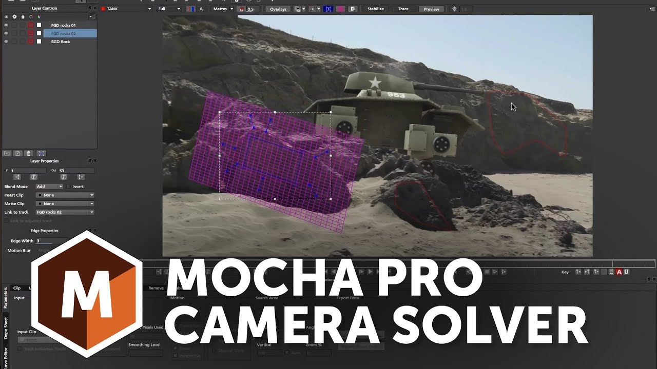 Boris Mocha Pro Annual Subscription - Toolfarm