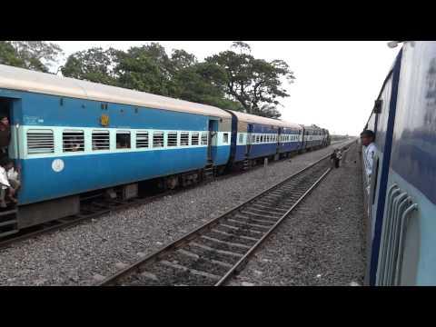 Bangalore Nanded Express