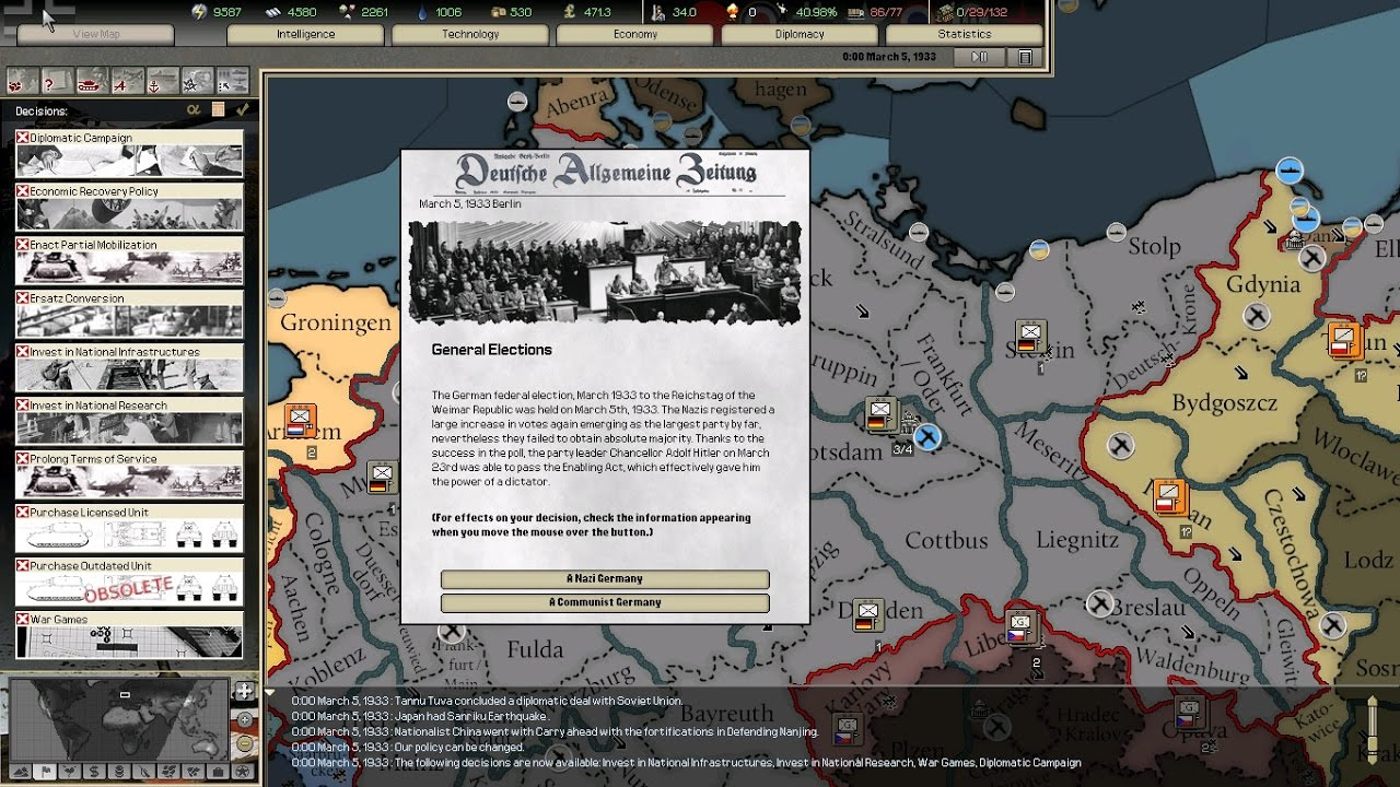 Darkest Hour A Hearts Of Iron Game Guide | Gameswalls.org