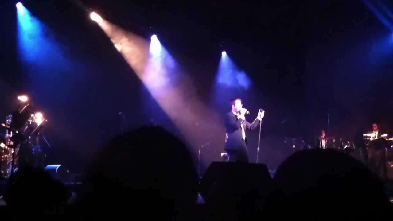 Simcha Leiner @ Brooklyn College Singing Rachem (MBD)