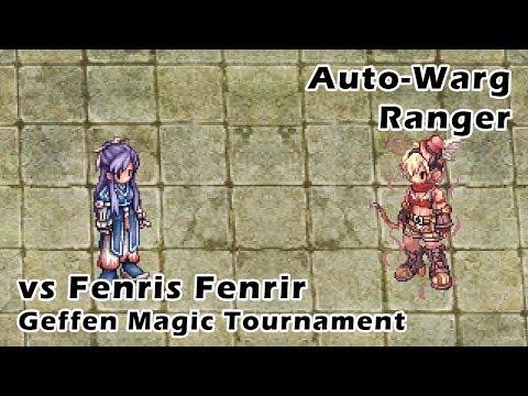 Auto-warg Ranger vs Fenrir