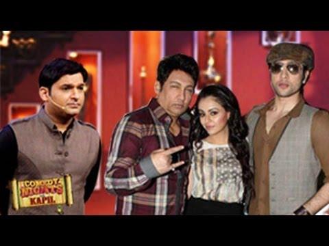 Download Shekhar Suman & Adhyayan Suman on Comedy Nights with Kapil 26th January 2014
