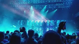 Mike Shinoda- Crossing the line live