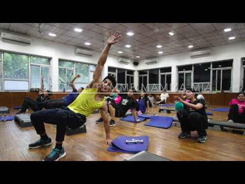 La Femme Mamma Mia presents Crush Fitness India - Transform your post baby body