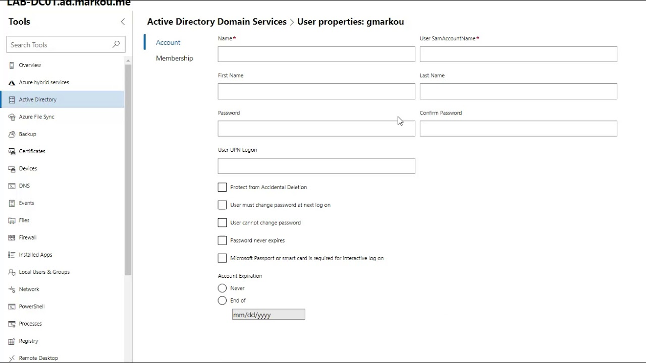 Windows Admin Center 1904 – What's new – George Markou
