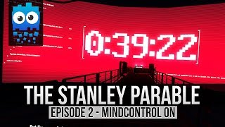 Let's Play The Stanley Parable - Part / Ending 2 - Mind Control ON!