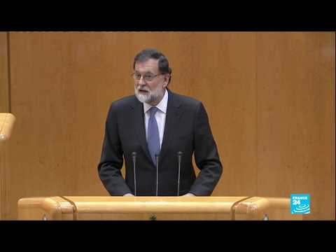 "Spain PM Rajoy: ""The worst violation of the constitution since it was established 30 years ago"""