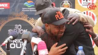 Concert Davido Didier Awadi dplore labsence des