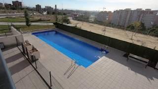 Апартаменты в новом доме в Аликанте, 3 комнаты, урбанизация, бассейн, новостройка в Испании