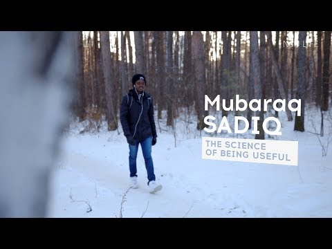 Mubaraq Sadiq.The Science of Being Useful
