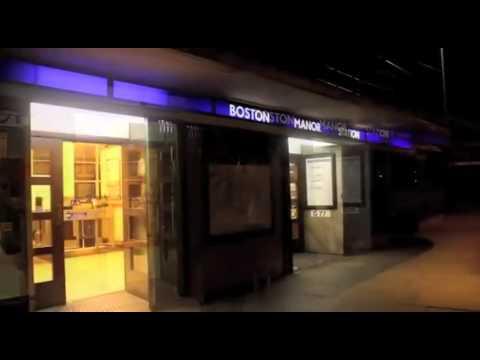 Boston Manor Station