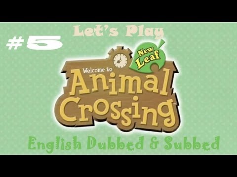 [Fan Translation] Let's play Animal Crossing : New Leaf - Camping