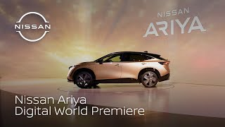 Nissan Ariya Digital World Premiere