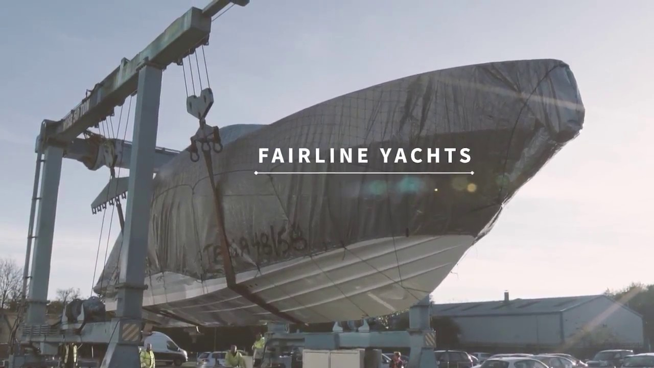 The Interiors Channel Showcase Fairline Yachts Golden Moments 2017 – Luxury Furniture