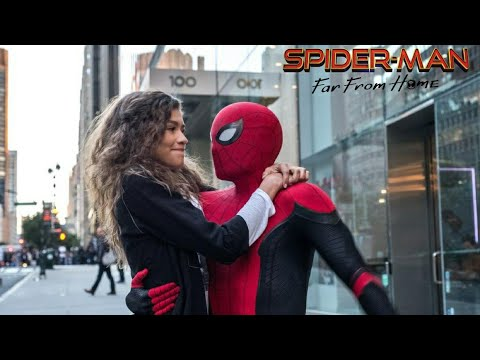 Download Spider-Man: Far From Home Ending Scene