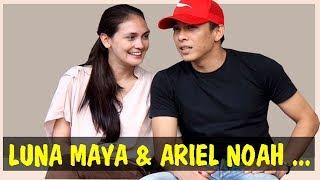 Download Video Balikan Sama  LUNA MAYA !! Beginilah Jawaban ARIEL NOAH dan HARAPAN BANYAK PENGGEMAR MP3 3GP MP4