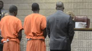 Arraignment for brothers charged with murder
