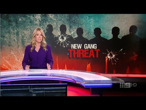 ACA. Melbourne's Refugee Gang Nightmare.(Apex)(MTS)