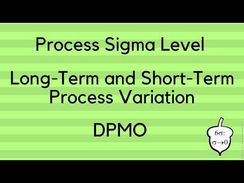 Tutorial 01: Six Sigma DPMO