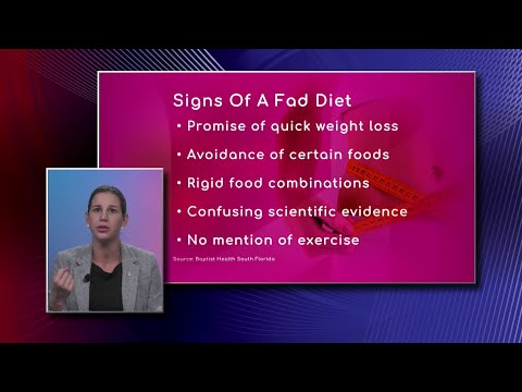Signs of a Fad Diet