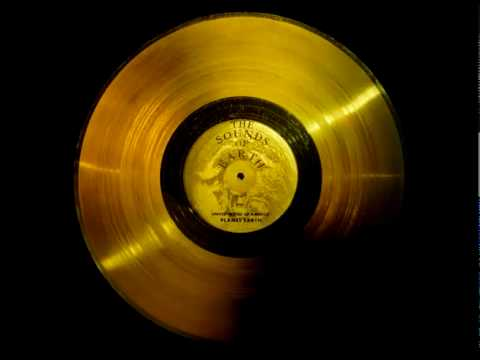 Voyager's Golden Record: Johnny B. Goode _Chuck Berry