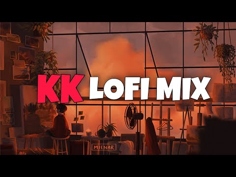 1 Hour Of Hindi Lofi Songs To Study/Chill/Relax - Best of KK Lofi Playlist - Slowed And Reverb 🌈💜