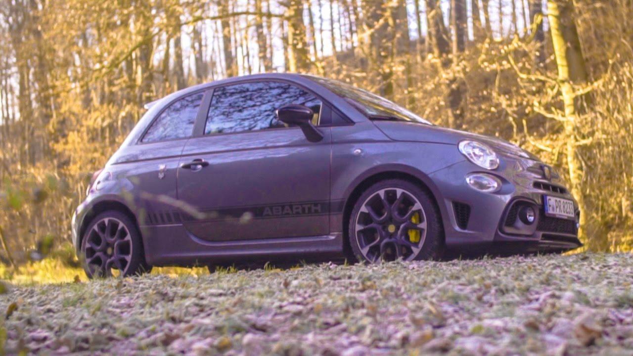 2017 abarth 595 competizione test drive review fahrbericht deutsch german lets drive. Black Bedroom Furniture Sets. Home Design Ideas