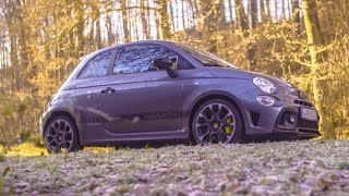 2017 Abarth 595 Competizione Test Drive | Review | Fahrbericht (Deutsch/German) ///Lets Drive///