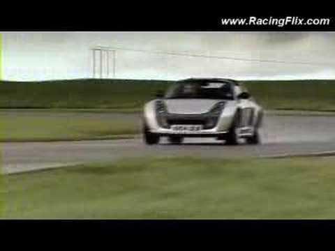 Smart Roadster Coupe Brabus Vs Mini Cooper S Youtube