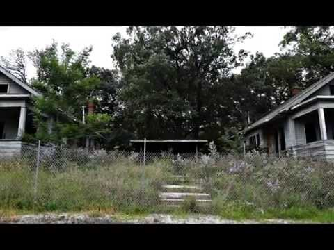 Abandoned Girls Scout Camp (Camp Falcon)
