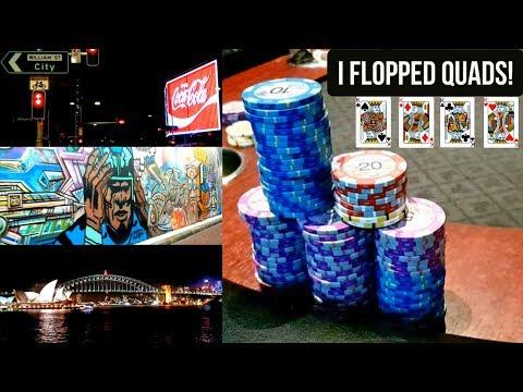 Sydney Poker After Dark - Poker VLOG #19