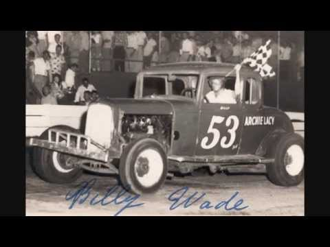 Billy Wade - Playland to Daytona (Slideshow)