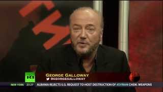 Sputnik with George Galloway and Gayatri - Episode 1 - 16th November 2013