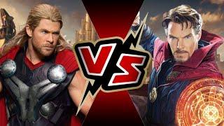Thor VS Dr. Strange | BATTLE ARENA