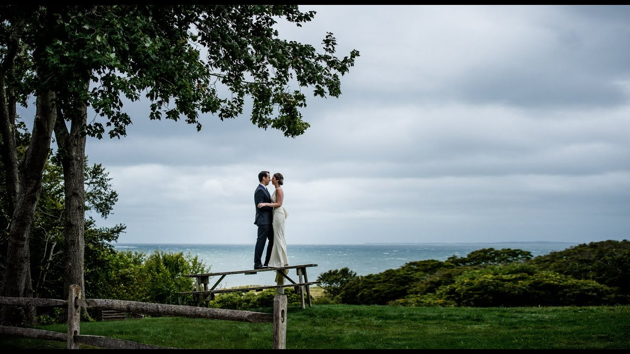 Beach Plum Inn Marthas Vineyard Wedding