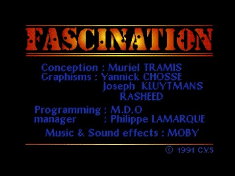 Amiga 500 Longplay [056] Fascination