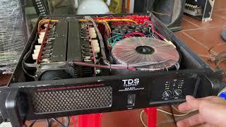 đẩy TDS-MA800 đậm chất mỹ. 160…