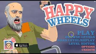juegando happy wheels