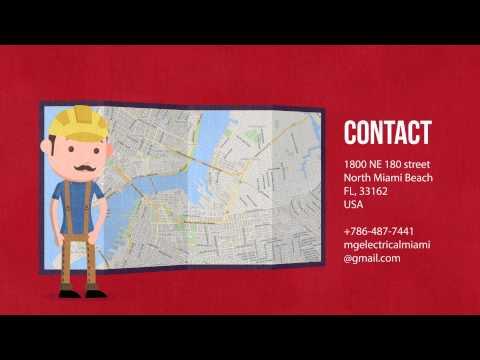 electrician north Miami beach - electrical contractor-license-insurance
